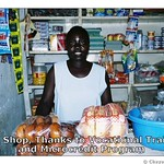 New Shop, Thanks to Microcredit Program and Vocational Training